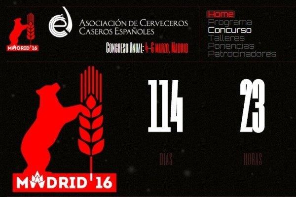 Web Concreso ACCE 2016