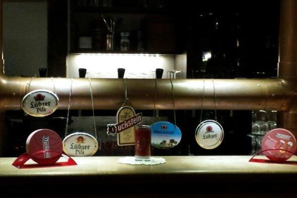 Grifos de cerveza alemana