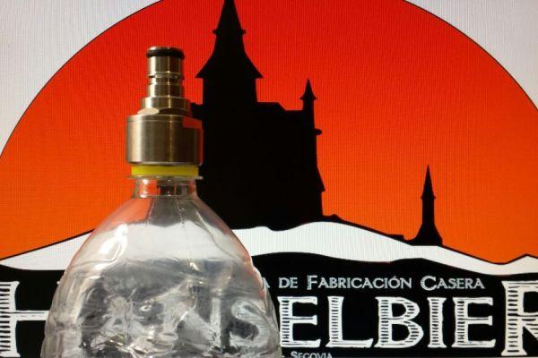 Tapón para Carbonatación en botellas