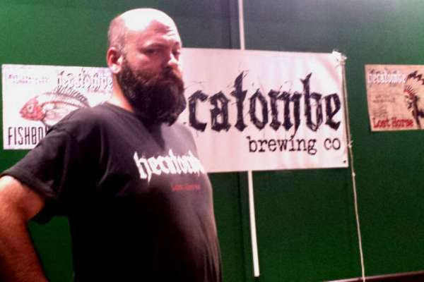 Carlos - Hecatombe Brewing Co