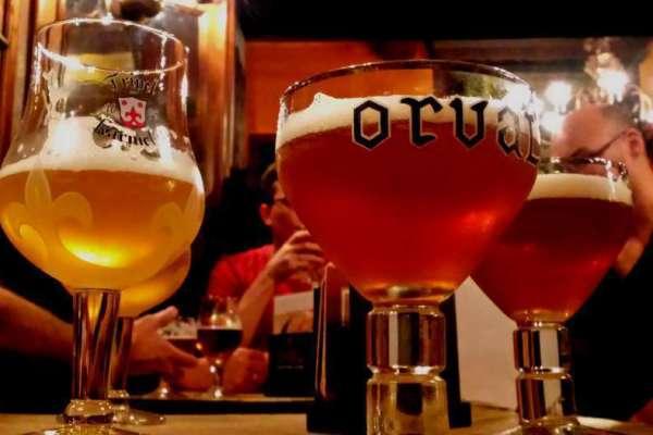 Visita Cervecera a Bruselas - Unas clásicas