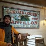 Visita a la Brasserie Cantillon - Bruselas - Bélgica