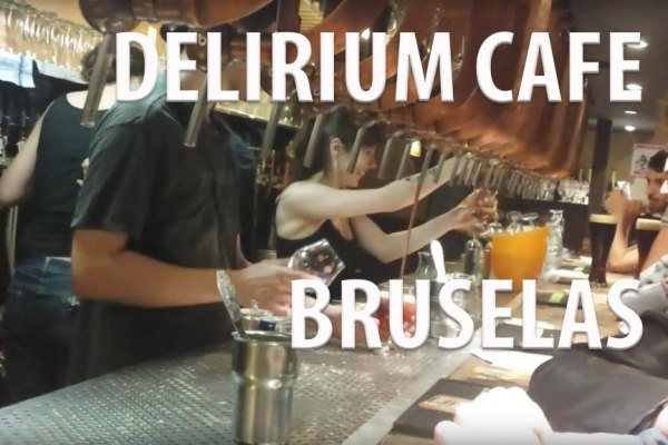 Delirium Café - Bruselas