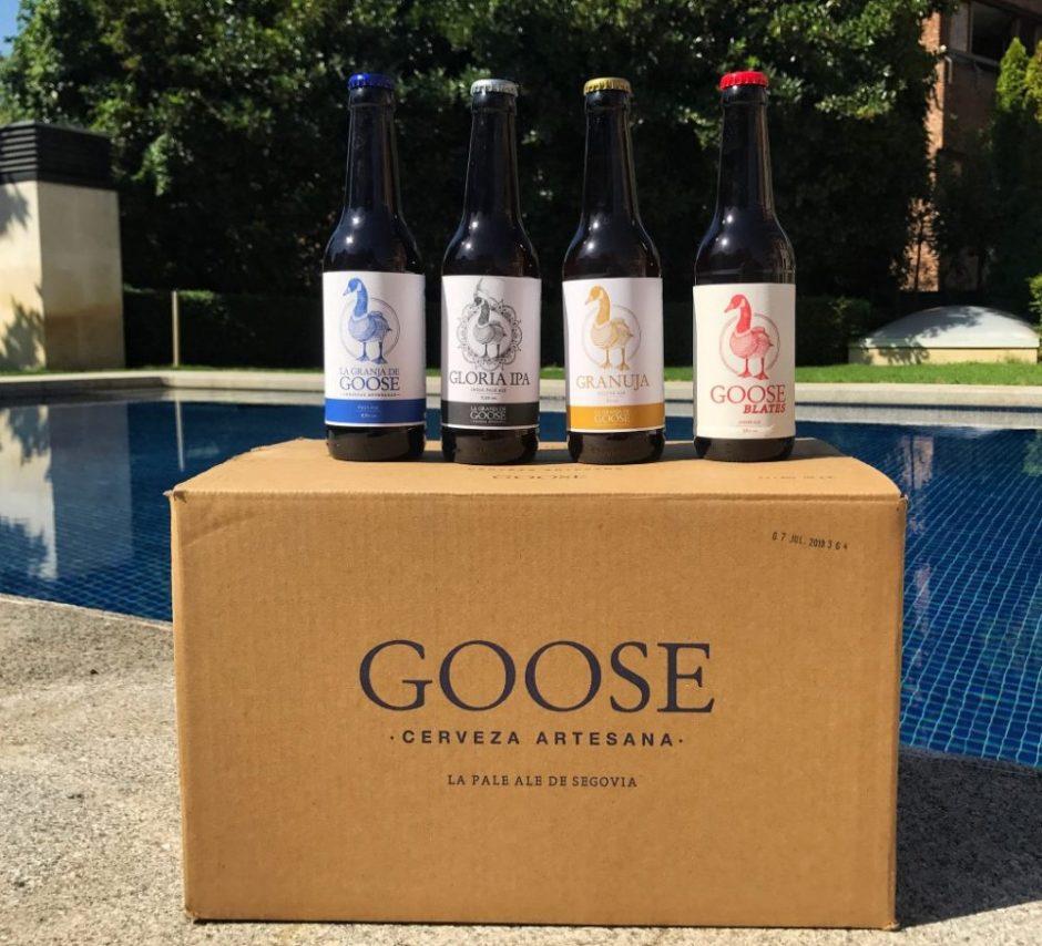 Otra familia goose