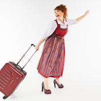 Heidi back in Frankfurt © Hans Keller