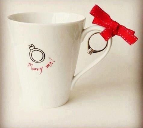 id e pour une demande en mariage originale un petit caf. Black Bedroom Furniture Sets. Home Design Ideas