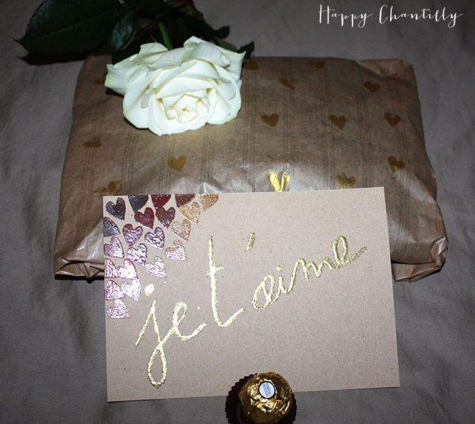 C 39 est mon anniversaire je vous donne de jolies id es de - Cadeau fait main pour son amoureux ...