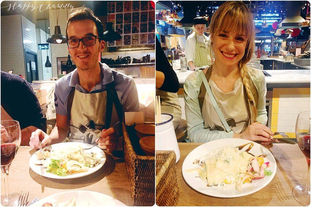 Surprise cours de cuisine en amoureux cooking lesson in couple happy chantilly - Cours de cuisine londres ...