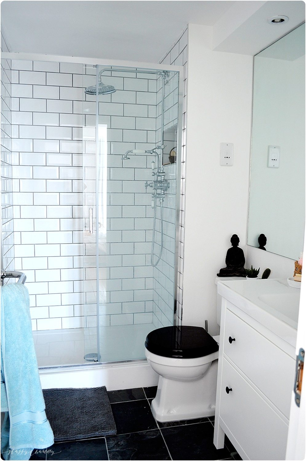Salle De Bain Urban Jungle ~ nos salles de bain avant apr s our bathrooms before after