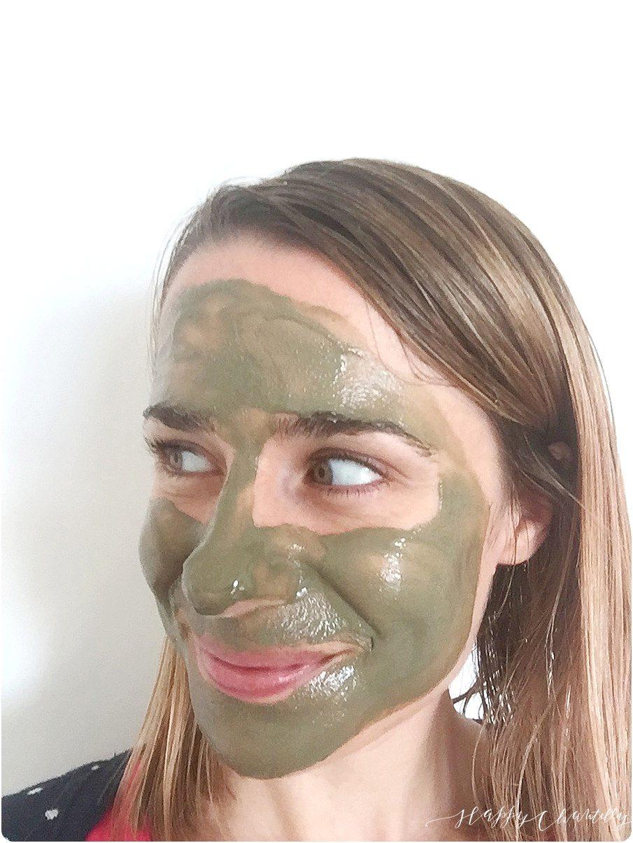 masque visage maison l 39 argile verte miel happy chantilly. Black Bedroom Furniture Sets. Home Design Ideas
