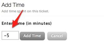 Whoa! Time Travel!