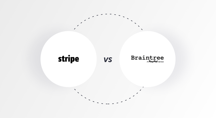 Stripe vs Braintree cover image