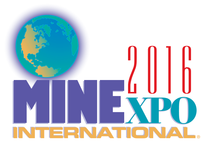 MINExpo International 2016 Logo