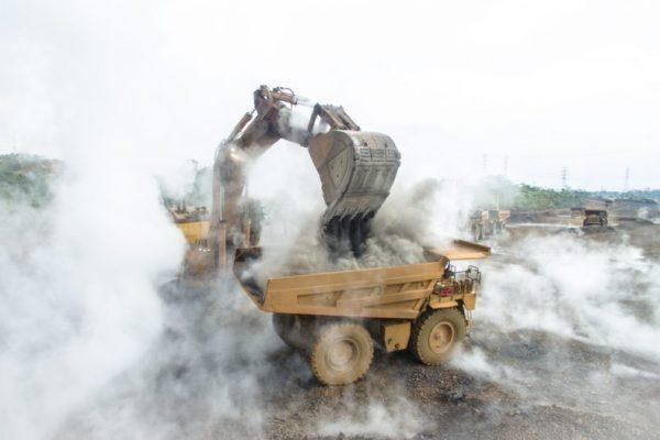 nickel mining