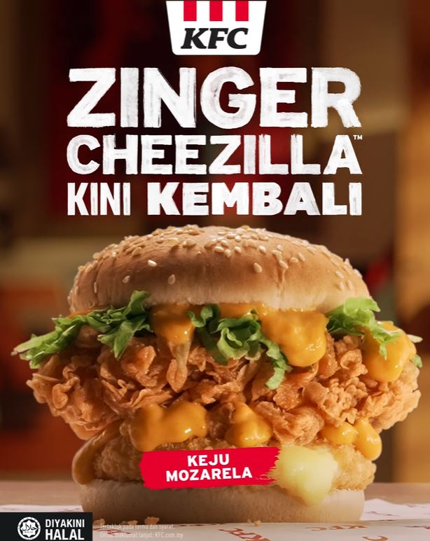 Zinger Cheezilla