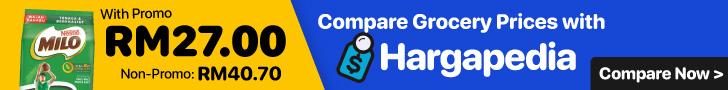 banding harga compare price