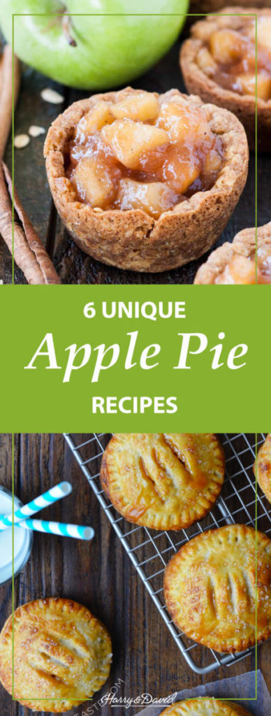 ways to switch up your apple pie recipes