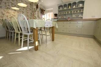 Gail's kitchen in Authentic Stone Sandstone
