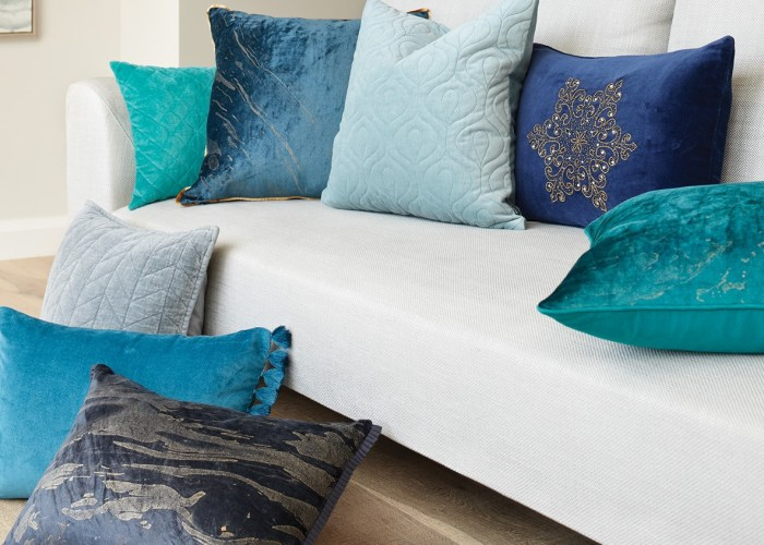 Velvet Fabric Furniture at Harvey Norman NZ