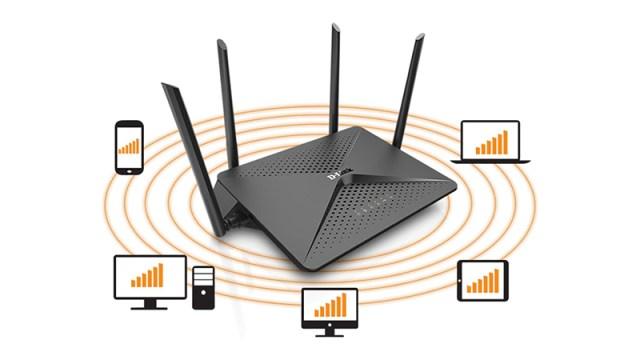 D-Link Modem Router