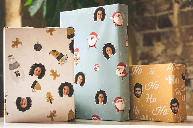 faire un paquet cadeau