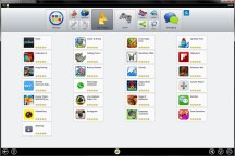 Bluestacks Desktop