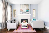 Design Story: Tall Ceiling Decor Tips From Mindy's Home
