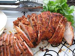 honey and pork recipes