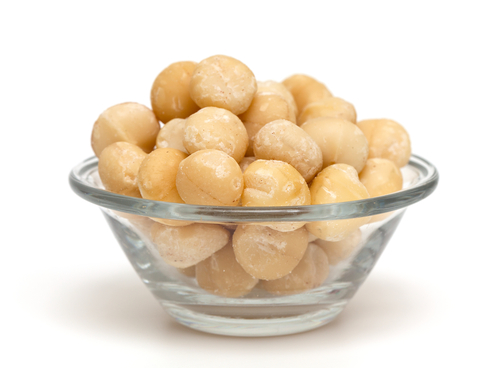delicious macadamia nuts