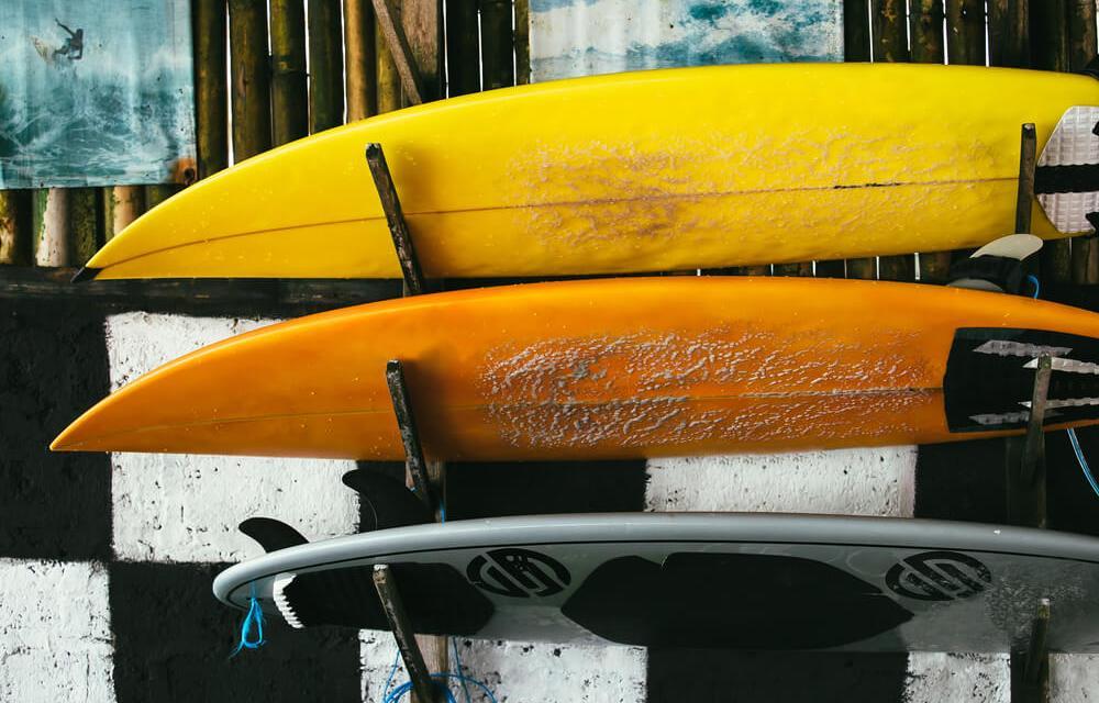 Saiba tudo sobre equipamentos e medidas de segurança para o surf!