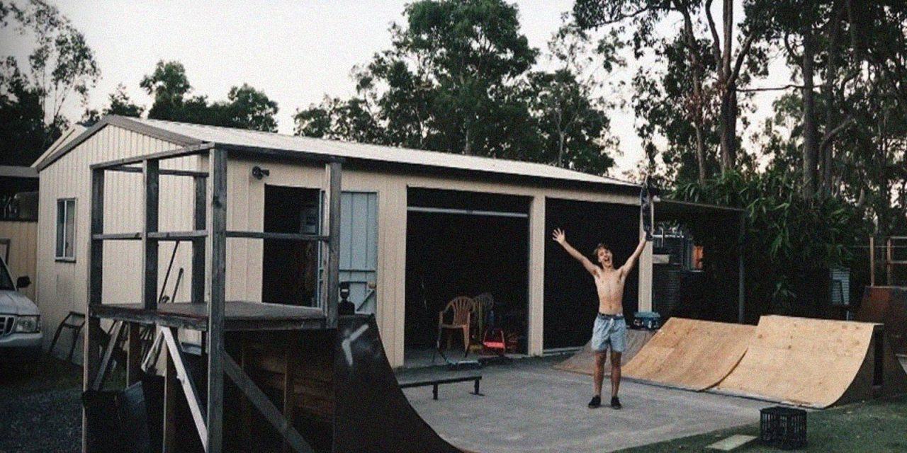Saiba como construir uma pista de skate em sua casa