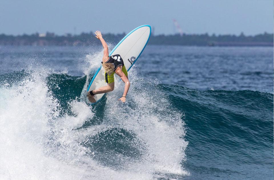 equipamentos para surf funboard