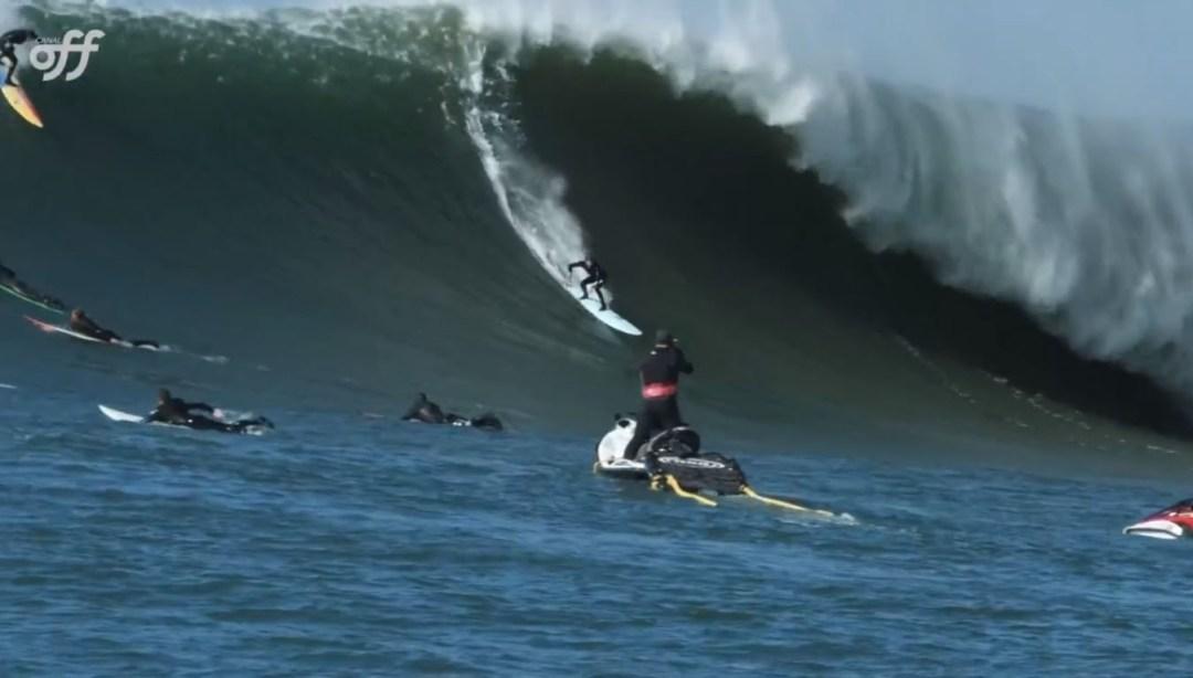 programas de surf alerta ondas gigantes