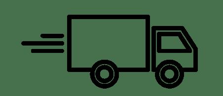envío camión
