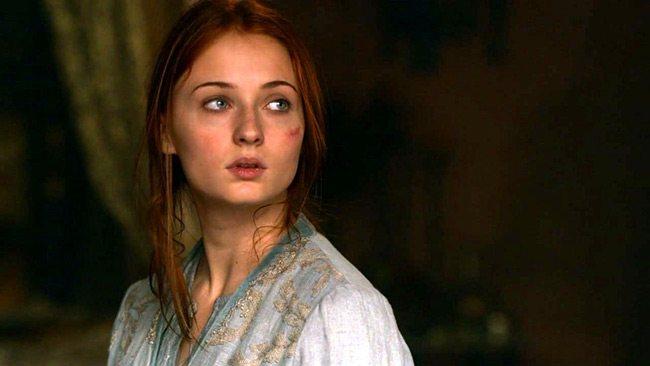 Sansa Cliente Juego de Tronos