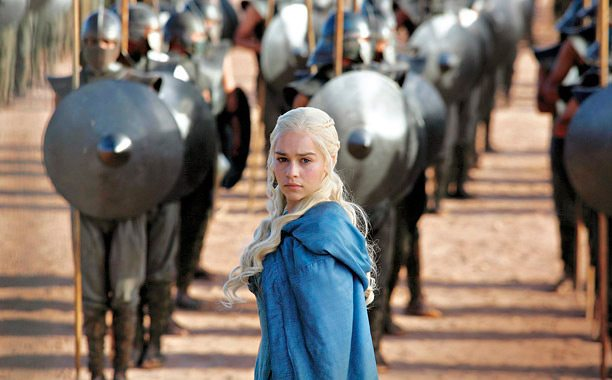 Daenerys Cliente Juego de Tronos