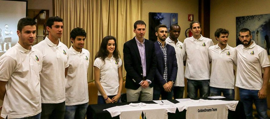 Presentación Golden Dreams Team