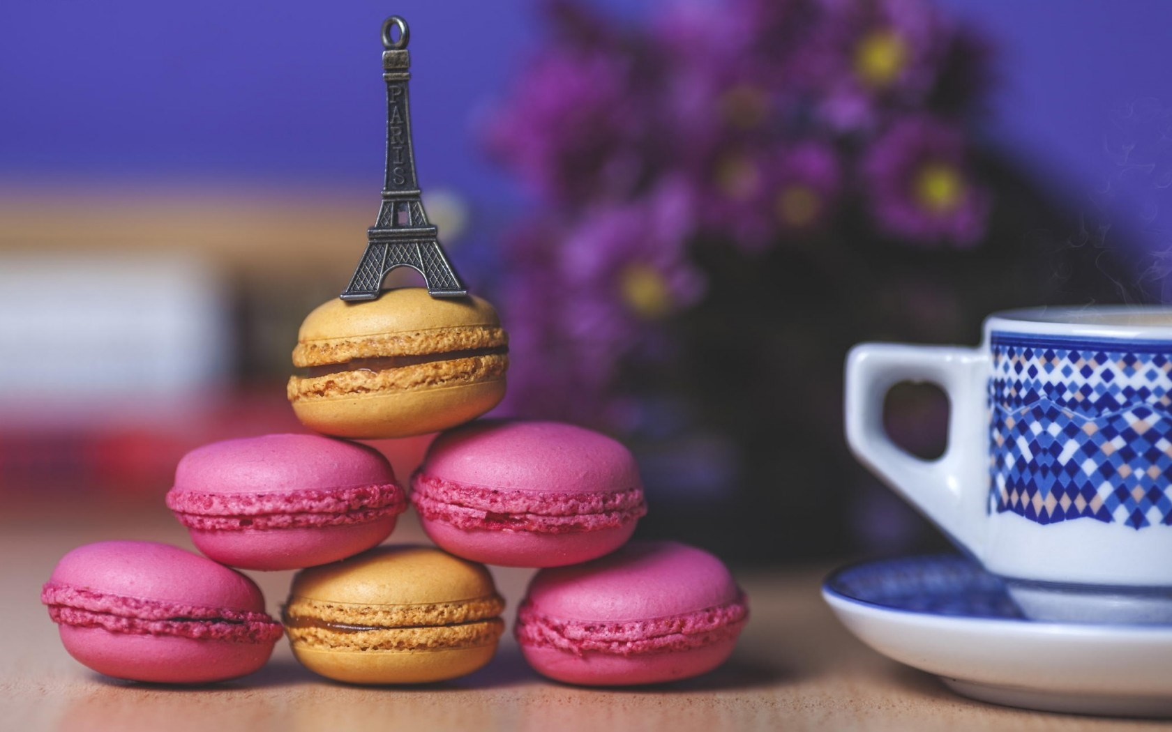 Sweet Cute Wallpapers For Laptop 13 Fantastic Hd Macaron Wallpapers
