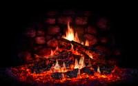 9 Lovely HD Fireplace Wallpapers - HDWallSource.com