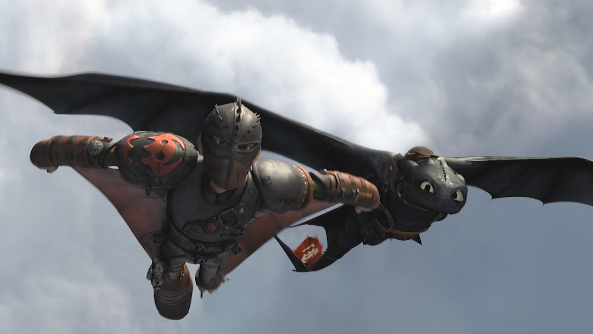12 HD How to Train Your Dragon Movie Wallpapers