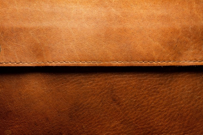 14 excellent leather wallpapers