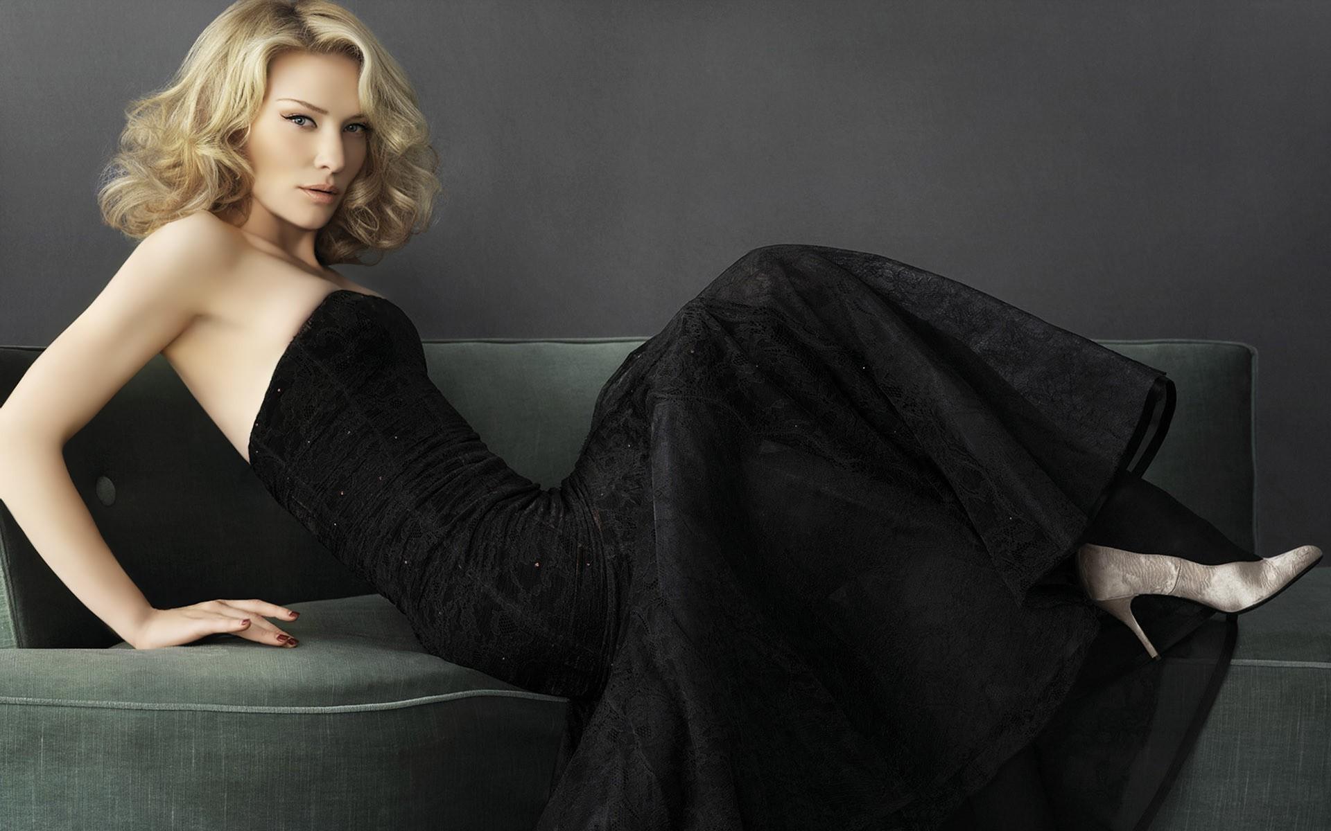 Complete Black Wallpaper 18 Hd Cate Blanchett Wallpapers
