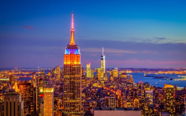 Empire State Building Wallpapers Box