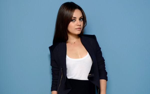 1920 X 1080 HD Wallpaper Mila Kunis