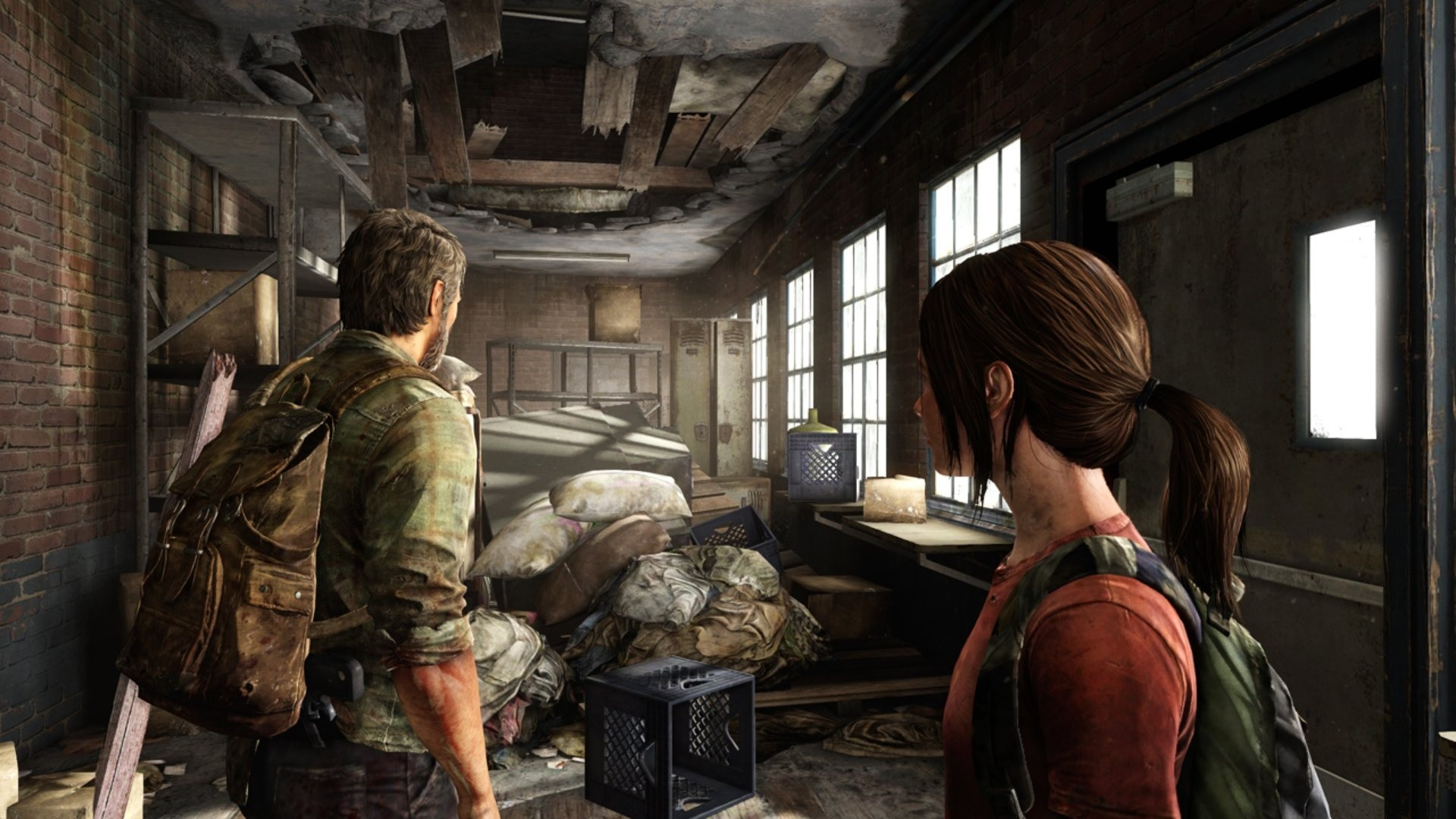 10 HD The Last of Us Game Wallpapers  HDWallSourcecom