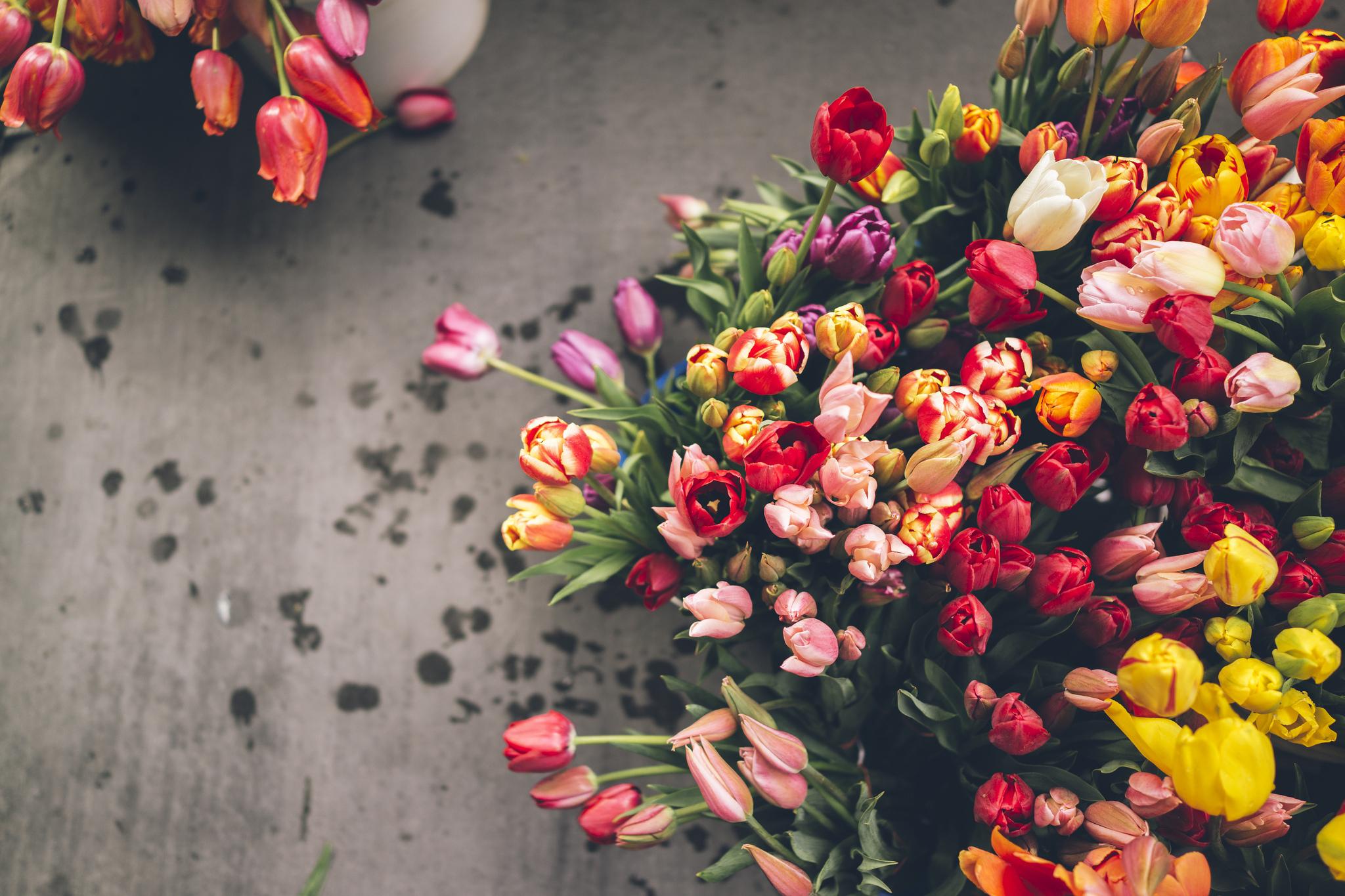 Blumen August September Hochzeit