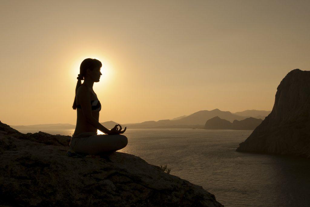 Sad Girl Sitting Alone Hd Wallpapers 14 Wonderful Hd Meditation Wallpapers