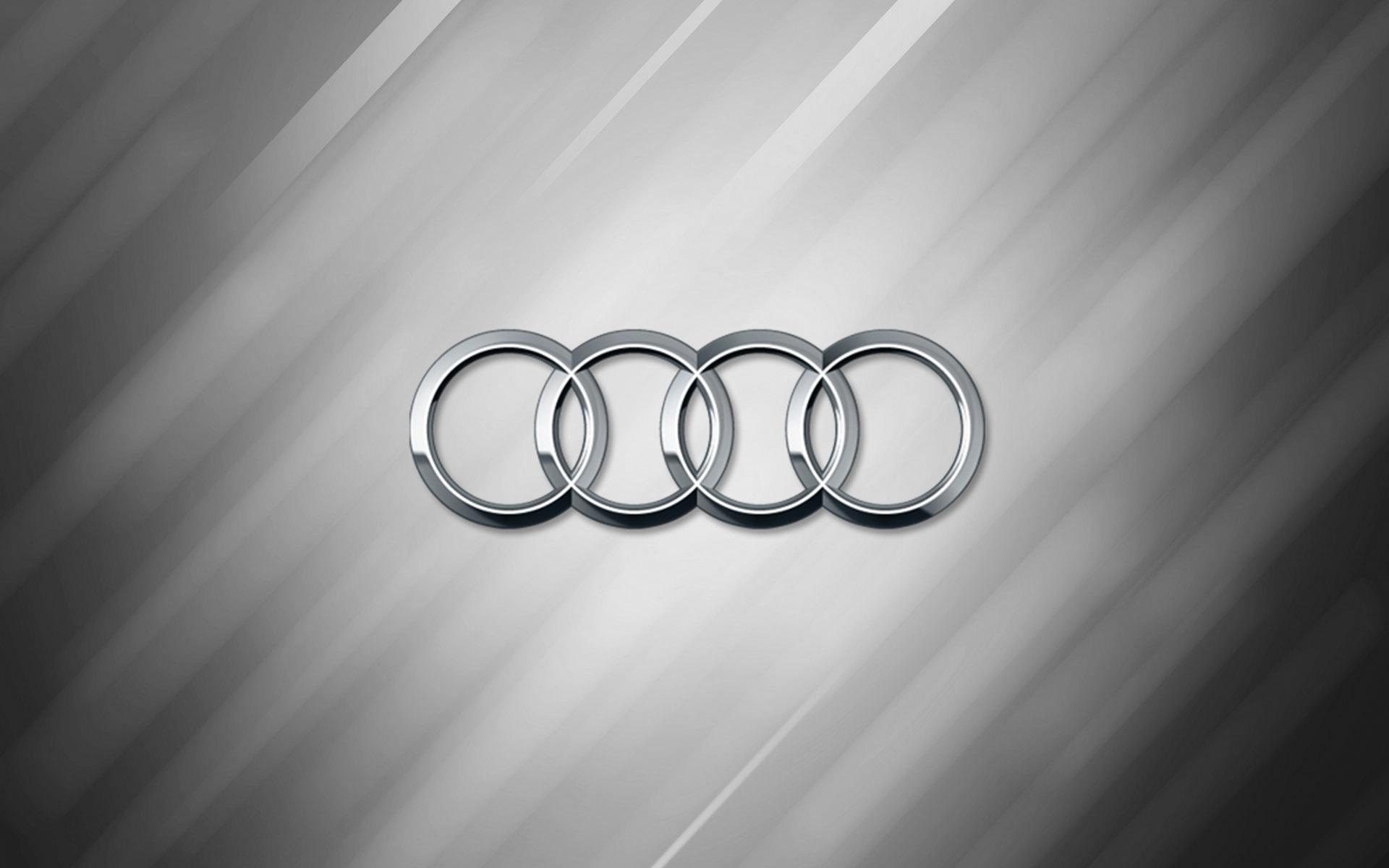 7 HD Audi Logo Wallpapers