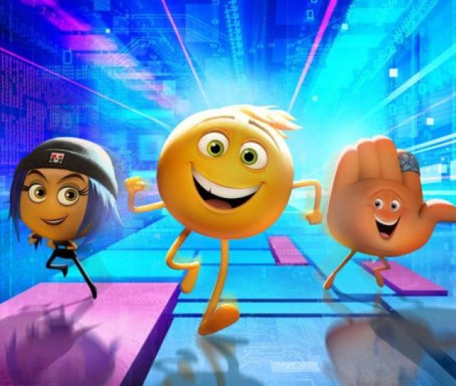 Hd The Emoji Movie Wallpapers