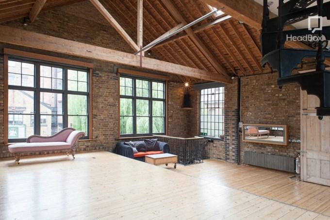 brickwork studio at First Option Location